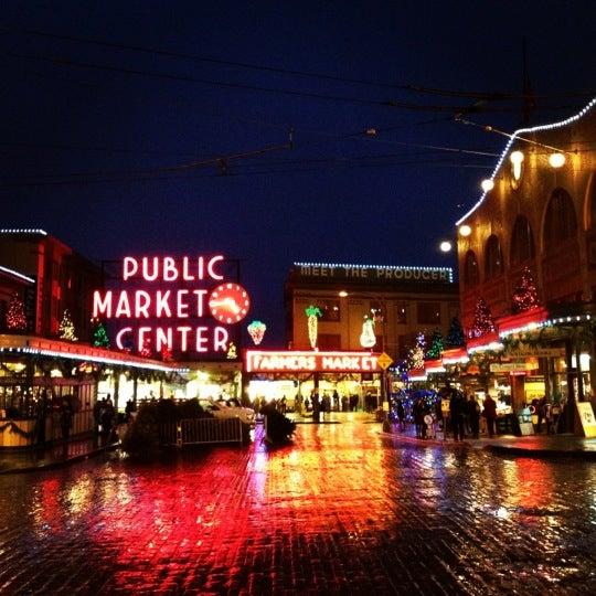 Das Foto wurde bei Pike Brewing Company von Rebecca W. am 12/17/2012 aufgenommen