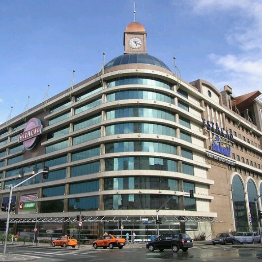 11/17/2012 tarihinde Ederson R.ziyaretçi tarafından Shopping Estação'de çekilen fotoğraf