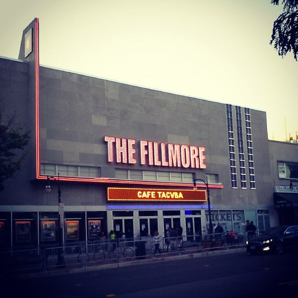 Photo prise au The Fillmore par Hugo R. le9/17/2013