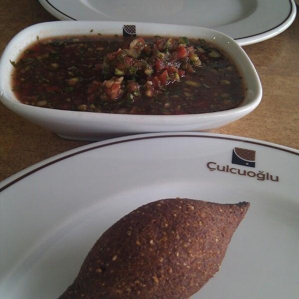 Снимок сделан в Çulcuoğlu Restaurant пользователем Mehmet K. 4/22/2013