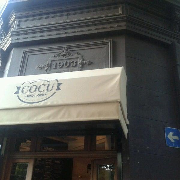 Foto diambil di Boulangerie Cocu oleh Mathieu L. pada 2/14/2013