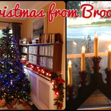 Photo taken at Brookville Guest House by Brookville Guest House D. on 12/25/2012