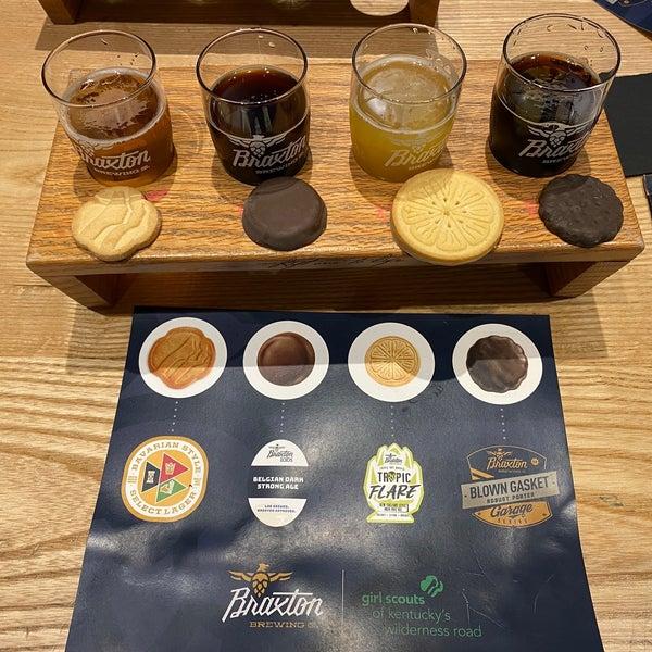Photo prise au Braxton Brewing Company par Paul L. le2/15/2020