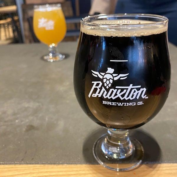 Photo prise au Braxton Brewing Company par Paul L. le2/17/2020
