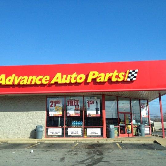 Advance Auto Parts Corinth Ms