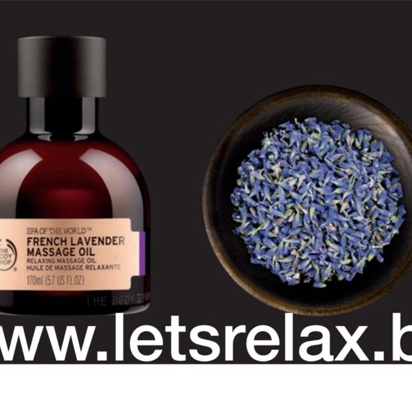 lavendel spa body massage stockholm