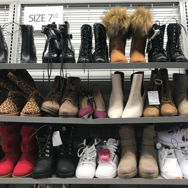 Found Puma and Fila shoes here.