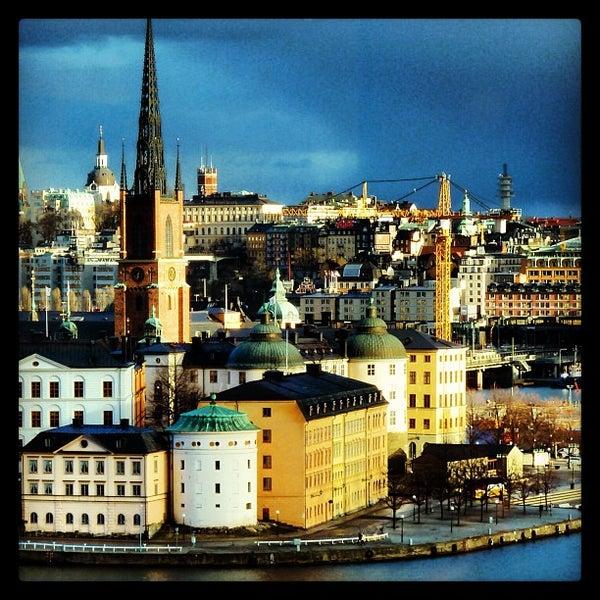 Снимок сделан в Grand Hôtel Stockholm пользователем Patrick M. 7/31/2013