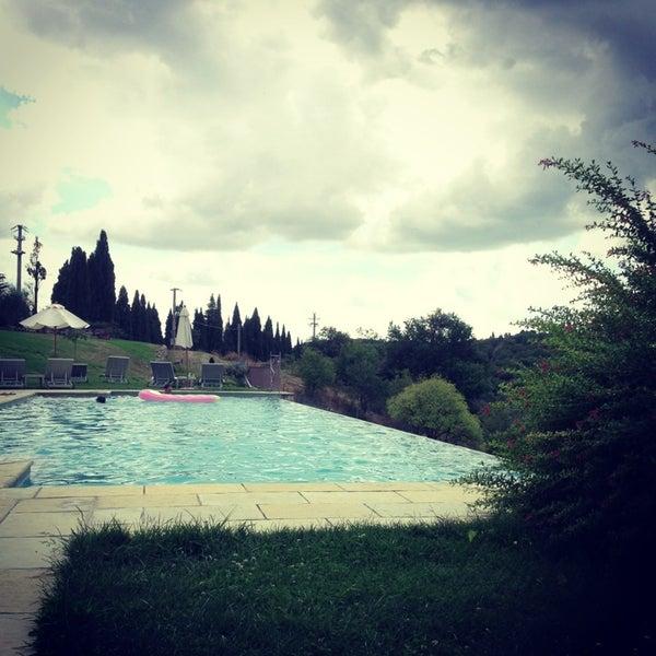 8/29/2013에 Bogusz J.님이 Borgo di Pietrafitta Relais에서 찍은 사진
