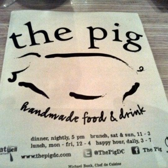 Foto tirada no(a) The Pig por Sveen Þorskur 바이트 aus Schwelm em 5/29/2013
