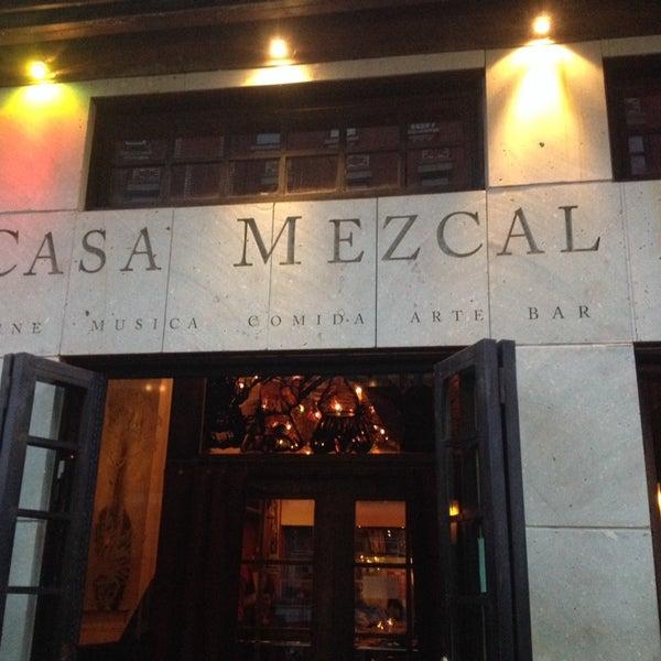 Foto tomada en Casa Mezcal por Tochtli G. el 3/28/2014