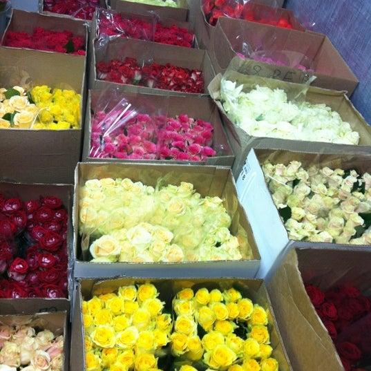 Оптовые рынки цветов в ростове, черных