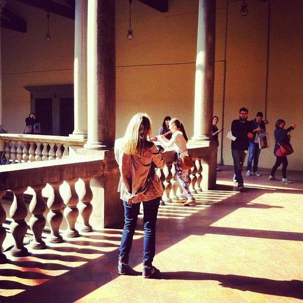 Photo prise au Palazzo Strozzi par Caterina C. le4/24/2013