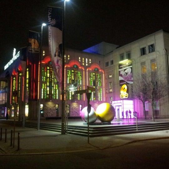 Das Foto wurde bei Friedrichstadt-Palast von Michael D. am 12/21/2012 aufgenommen
