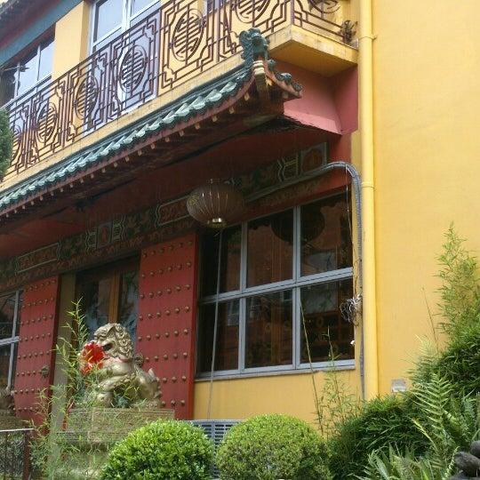 Снимок сделан в Golden Plaza Chinese Restaurant пользователем Edgard T. 10/15/2013