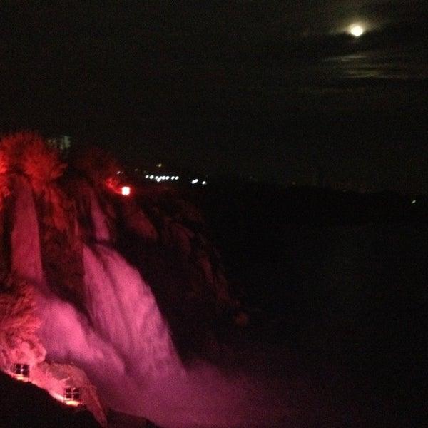 12/27/2012 tarihinde Ahmet U.ziyaretçi tarafından Düden Şelalesi'de çekilen fotoğraf