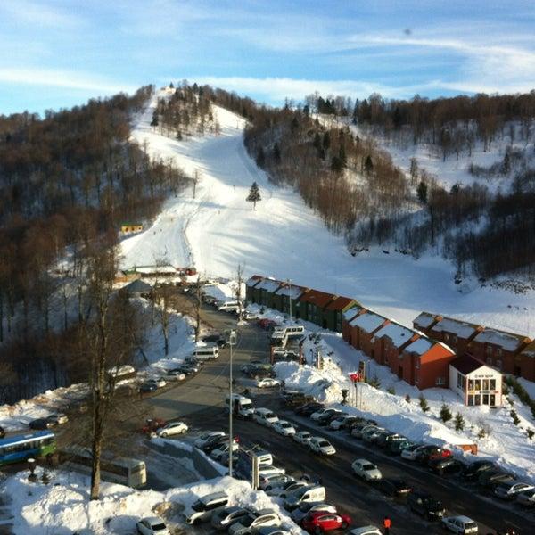 รูปภาพถ่ายที่ The Green Park Kartepe Resort & Spa โดย Alper K. เมื่อ 1/15/2013