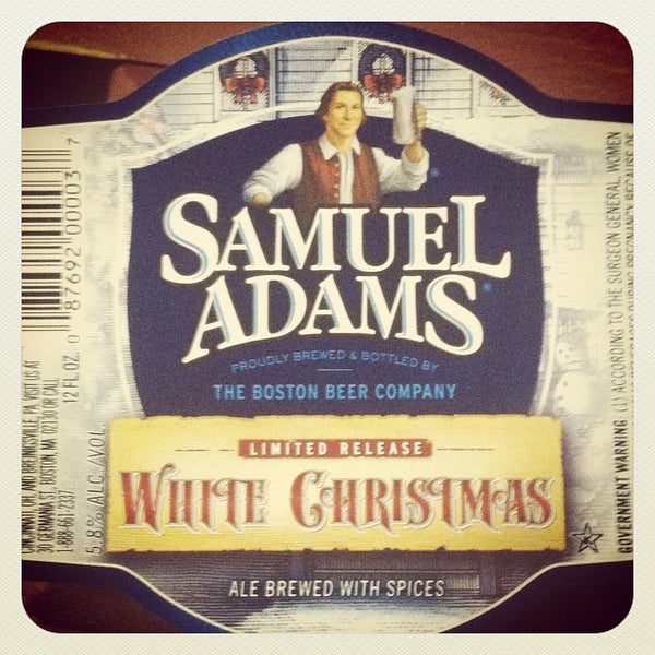 Photo prise au Samuel Adams Brewery par Alana H. le12/8/2012