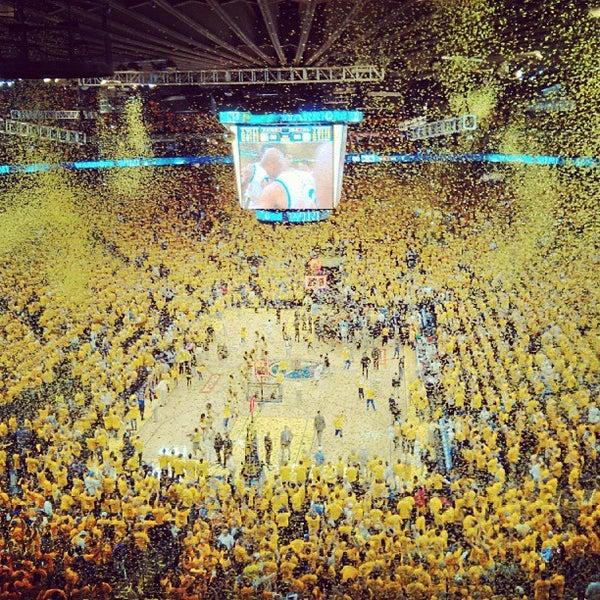รูปภาพถ่ายที่ Oakland Arena โดย Mike C. เมื่อ 5/3/2013