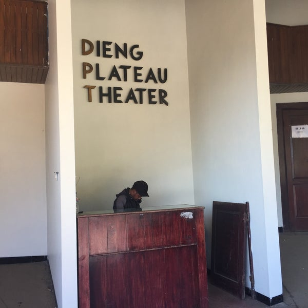 Dieng Plateu Theatre Indie Movie Theater