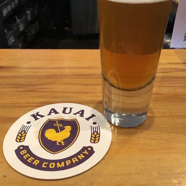 Foto tomada en Kauai Beer Company por Judy H. el 1/29/2019