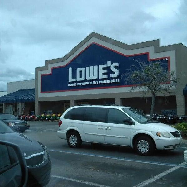 Lowe's Home Improvement - Diplomat - 7 tips
