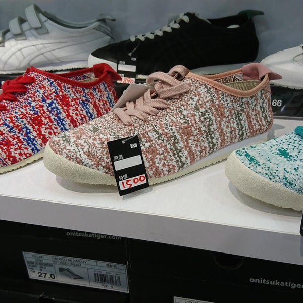 huge selection of f1e50 5c98c Photos at onitsuka tiger outlet