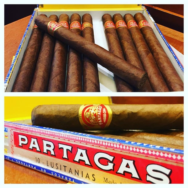 Photo prise au Cigars and Co par Fabrizio C. le3/18/2016