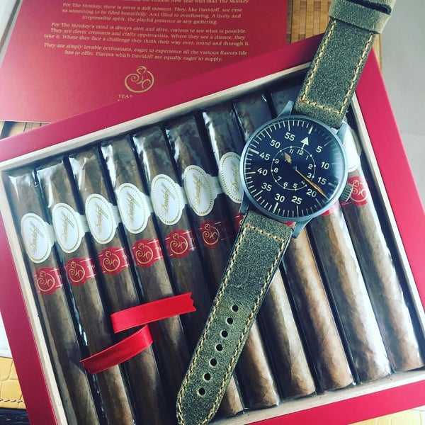 Photo prise au Cigars and Co par Fabrizio C. le2/10/2016