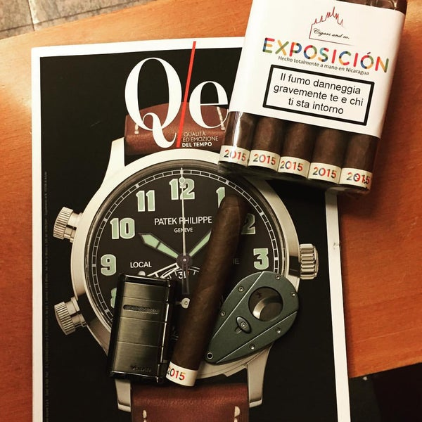 Photo prise au Cigars and Co par Fabrizio C. le11/19/2015