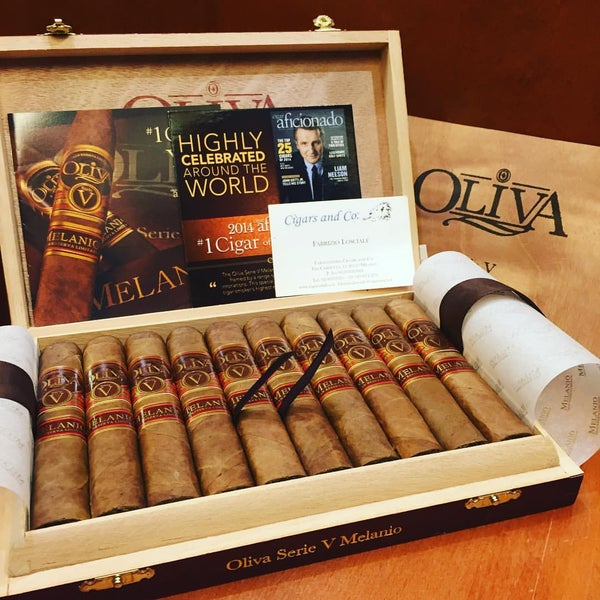Photo prise au Cigars and Co par Fabrizio C. le3/9/2016