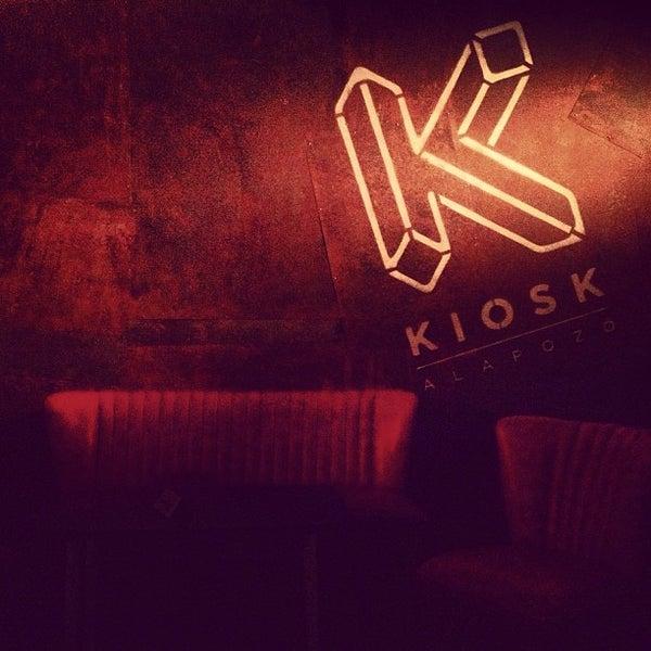 Photo prise au KIOSK Budapest par Regina B. le5/16/2013