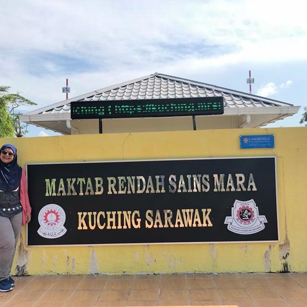 Maktab Rendah Sains Mara Mrsm Kuching Smu
