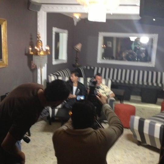 Das Foto wurde bei Club Saltillo 39 von Paulina T. am 11/7/2012 aufgenommen