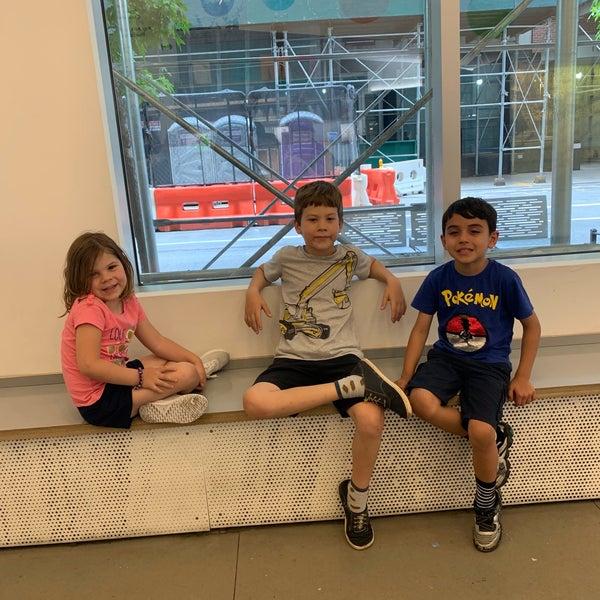 รูปภาพถ่ายที่ Children's Museum of the Arts โดย Duygu A. เมื่อ 6/16/2019