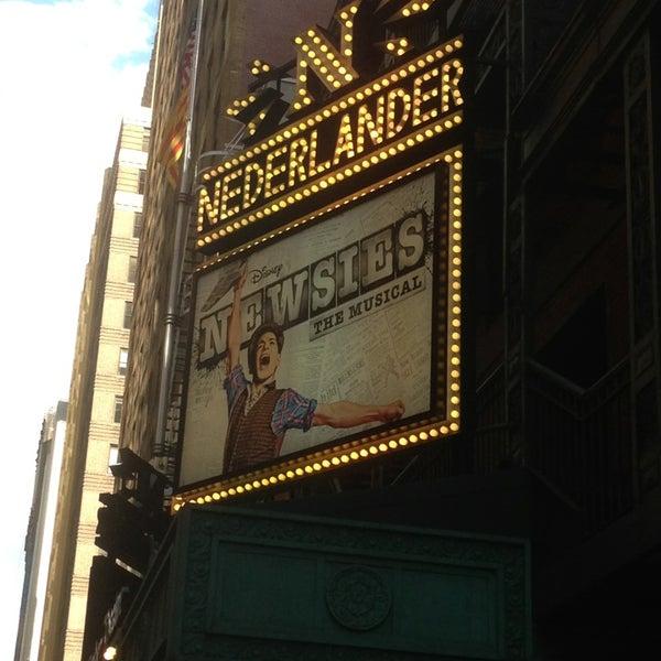 3/31/2013にPhilがNederlander Theatreで撮った写真