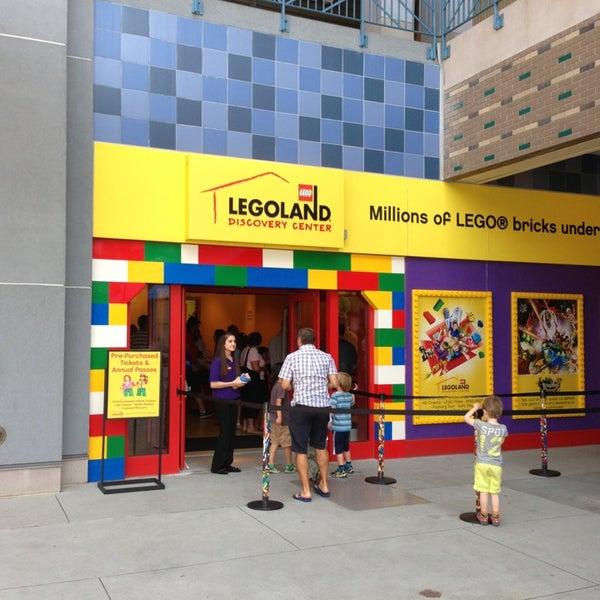 Photo prise au LEGOLAND® Discovery Center par Dan S. le6/22/2013