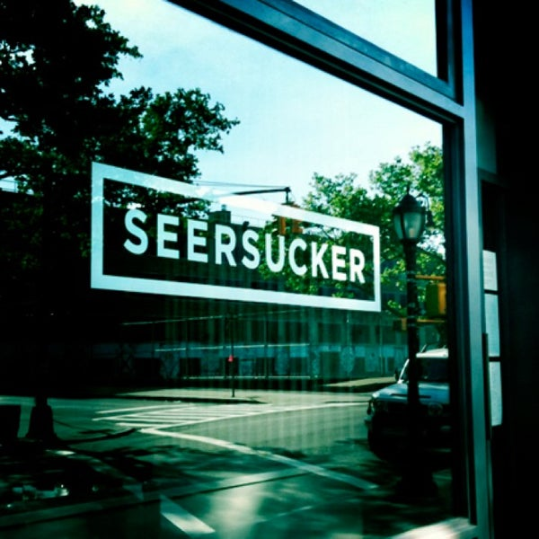 Photo taken at Seersucker by Dan S. on 1/17/2013