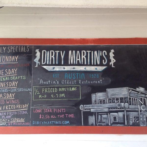 Foto scattata a Dirty Martin's Place da T. Frank S. il 6/5/2016