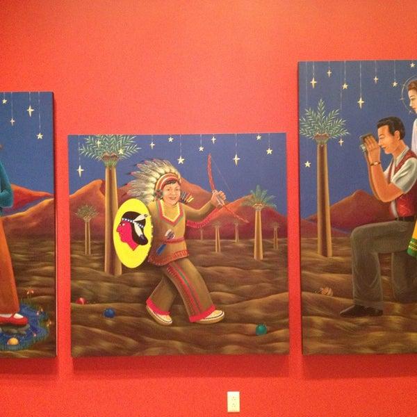 Das Foto wurde bei The Rockwell Museum von Jill D. am 3/17/2013 aufgenommen