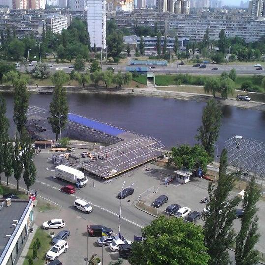 5/31/2013 tarihinde Игорь П.ziyaretçi tarafından Готель «Славутич»  / Slavutych Hotel'de çekilen fotoğraf