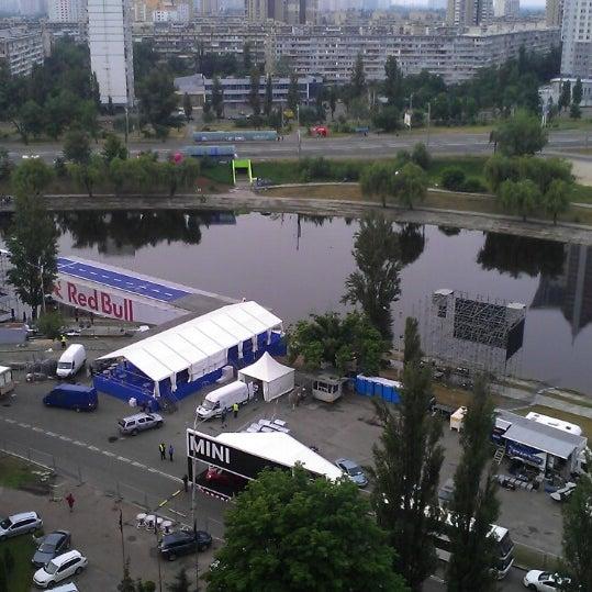 6/2/2013 tarihinde Игорь П.ziyaretçi tarafından Готель «Славутич»  / Slavutych Hotel'de çekilen fotoğraf