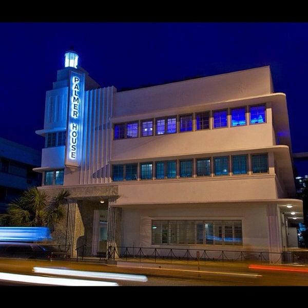 4/26/2012にJamie D.がDream South Beach Hotelで撮った写真