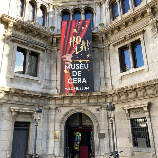 Foto diambil di Museu de Cera de Barcelona oleh Javi S. pada 12/13/2020