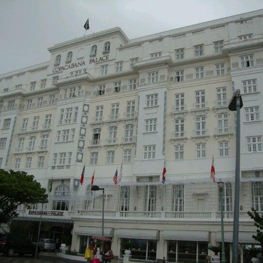 1/4/2013에 Julio A.님이 Belmond Copacabana Palace에서 찍은 사진