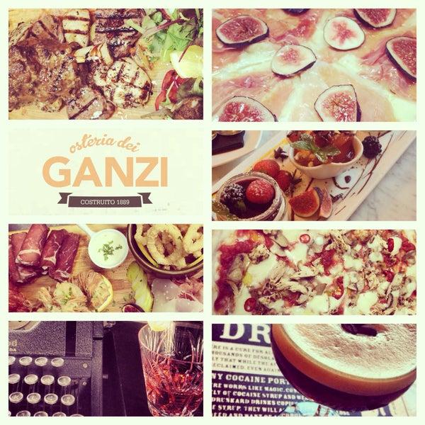 Foto tomada en Osteria dei Ganzi por Osteria dei Ganzi el 10/18/2013