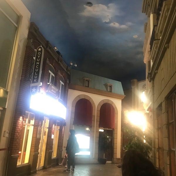 4/20/2019にGökhan T.がKidZania İstanbulで撮った写真