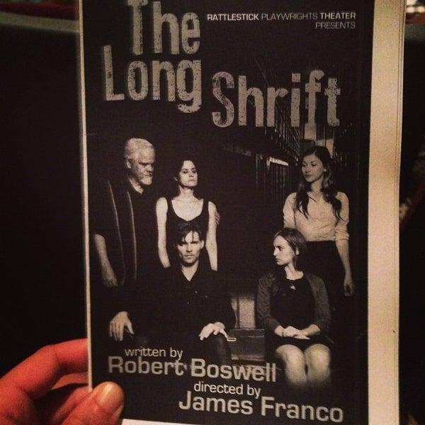 8/2/2014にMelody T.がRattlestick Playwrights Theaterで撮った写真