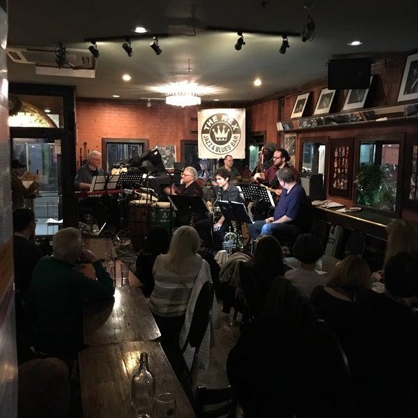 4/1/2018にNima N.がThe Rex Hotel Jazz & Blues Barで撮った写真