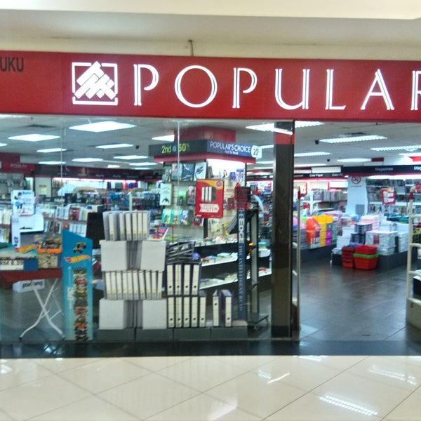Photos At Popular Bookstore Amcorp Mall 8 Tips From 677 Visitors